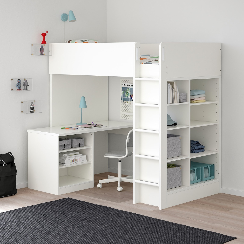 IKEA Stuva Loft Twin Bed - image-2