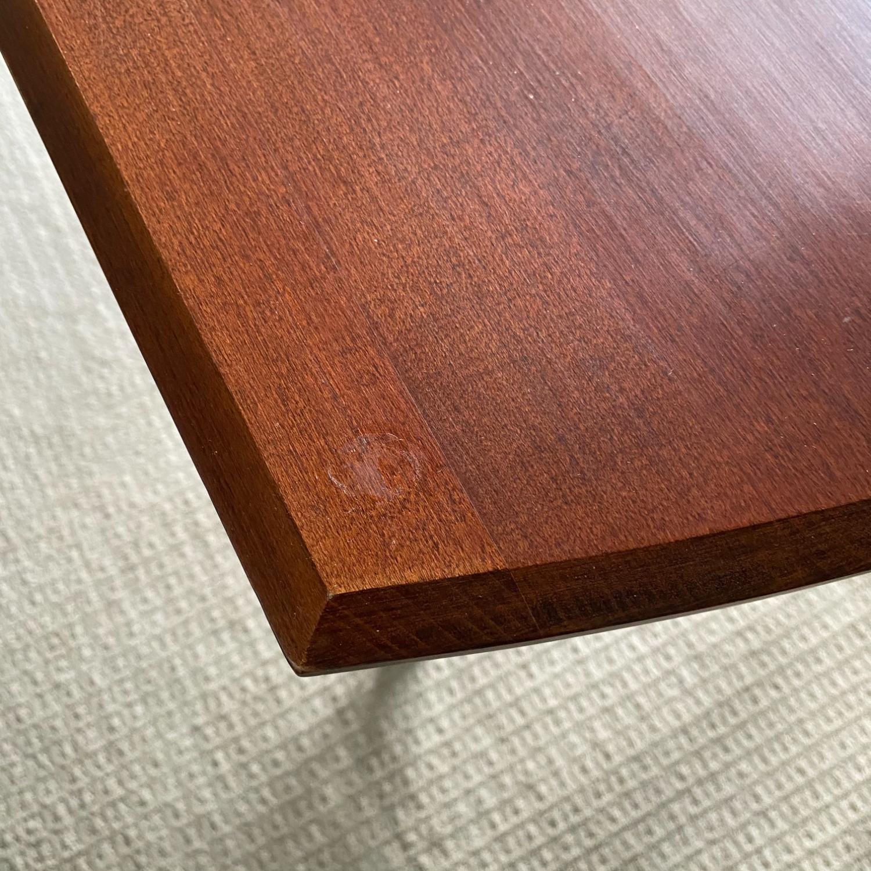 Ethan Allen Home Office Desk Brown Wood - image-16