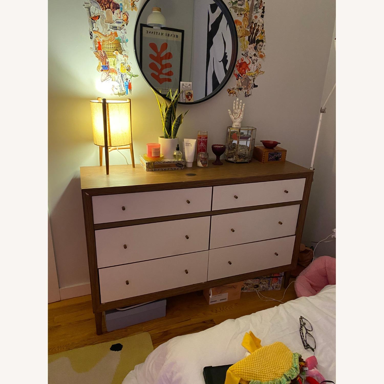 Wayfair Drawer Midcentury Modern Dresser - image-1