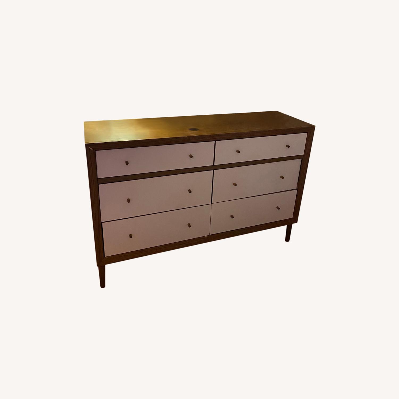Wayfair Drawer Midcentury Modern Dresser - image-0