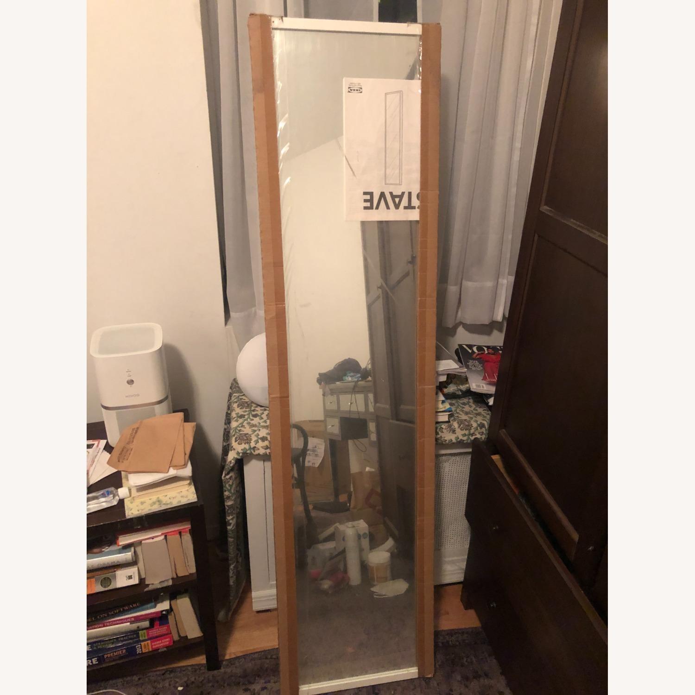 IKEA Full Length Mirror - image-2