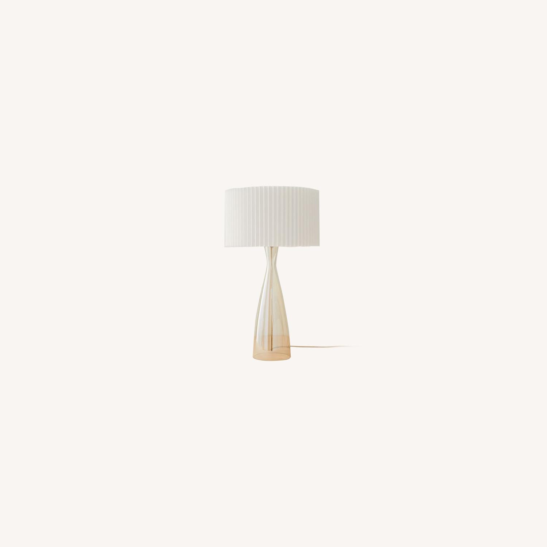 West Elm Delilah Table Lamp, Champagne - image-0