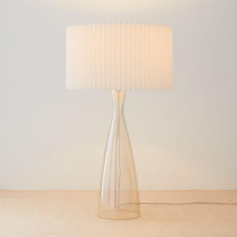 West Elm Delilah Table Lamp, Champagne - image-3