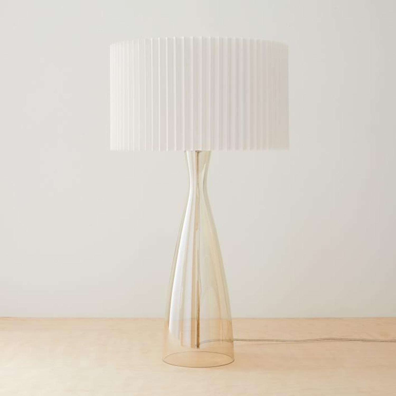 West Elm Delilah Table Lamp, Champagne - image-1