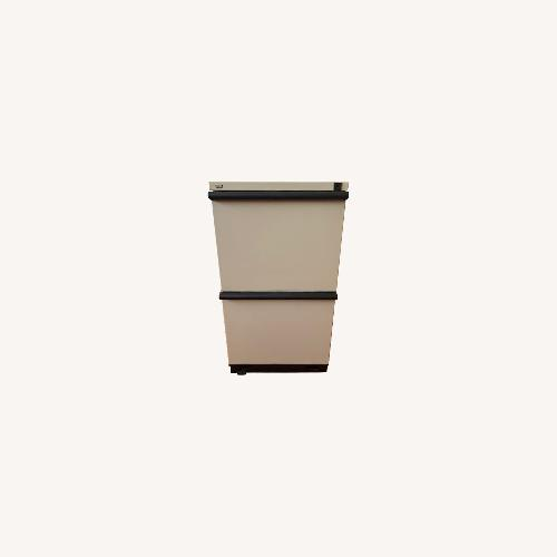 Used Mobile HON 2-Drawer File Cabinet for sale on AptDeco