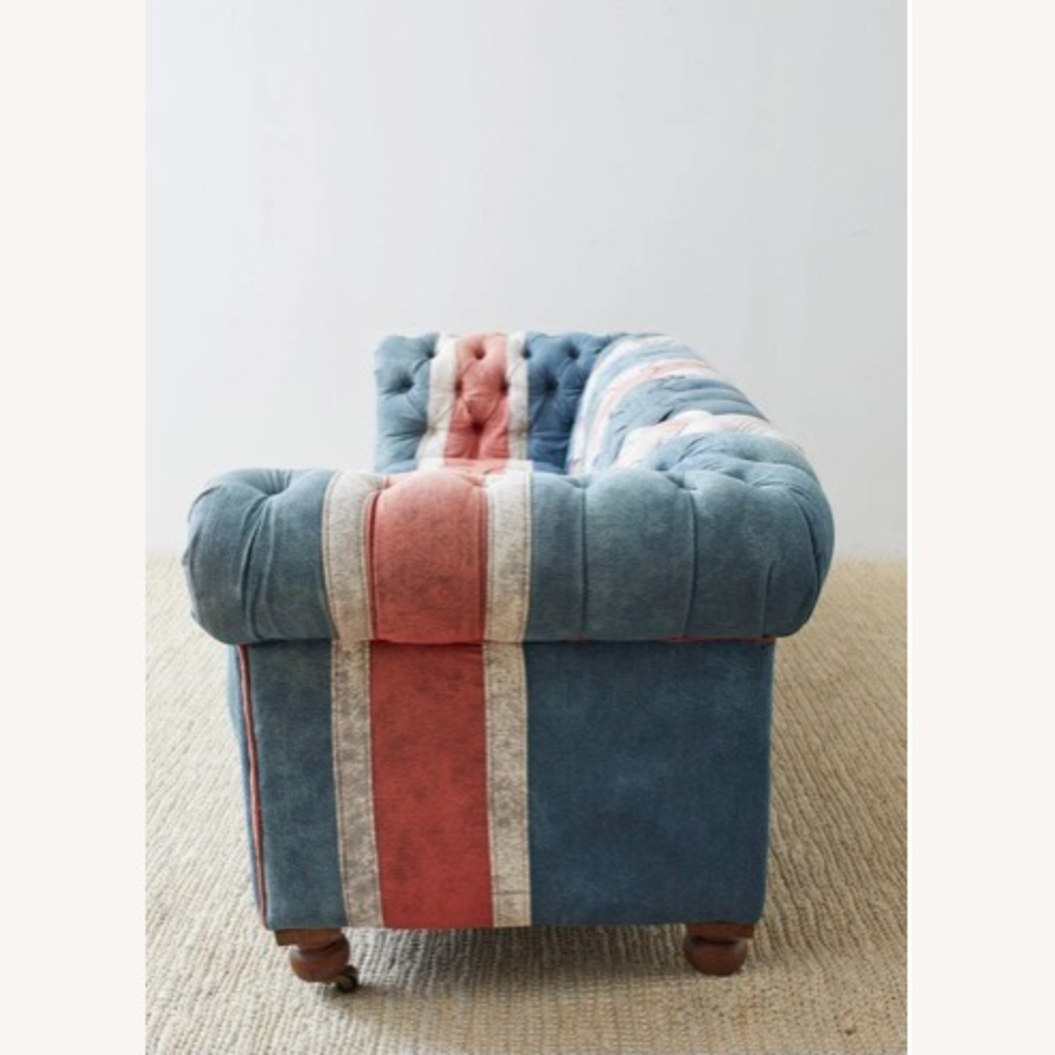 Timothy Oulton Design Union Jack Chesterfield Sofa - image-11
