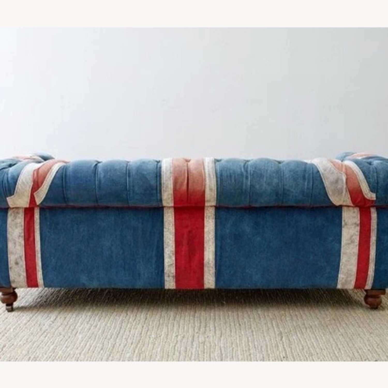 Timothy Oulton Design Union Jack Chesterfield Sofa - image-10