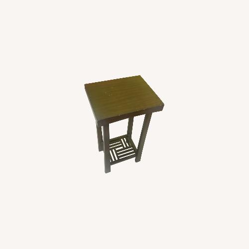 Used Furniture Crate Side Table for sale on AptDeco