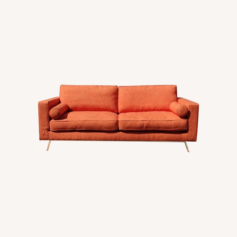 Brooklyn Space Introspect Mid Century Modern Sofa Aptdeco
