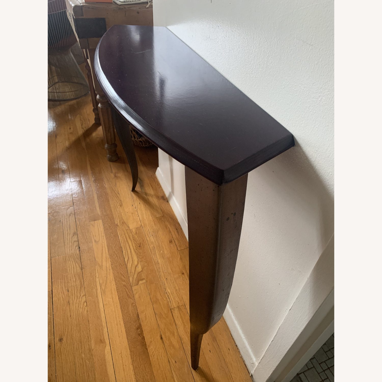 Art Deco Entry Way Table - image-3