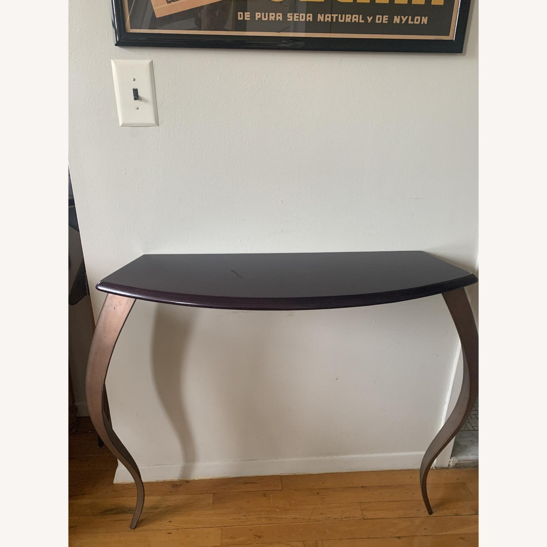 Art Deco Entry Way Table - image-1