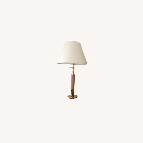 Used Stiffel Lamps Mid-Century Vintage Stiffel Pair Table Lamps for sale on AptDeco