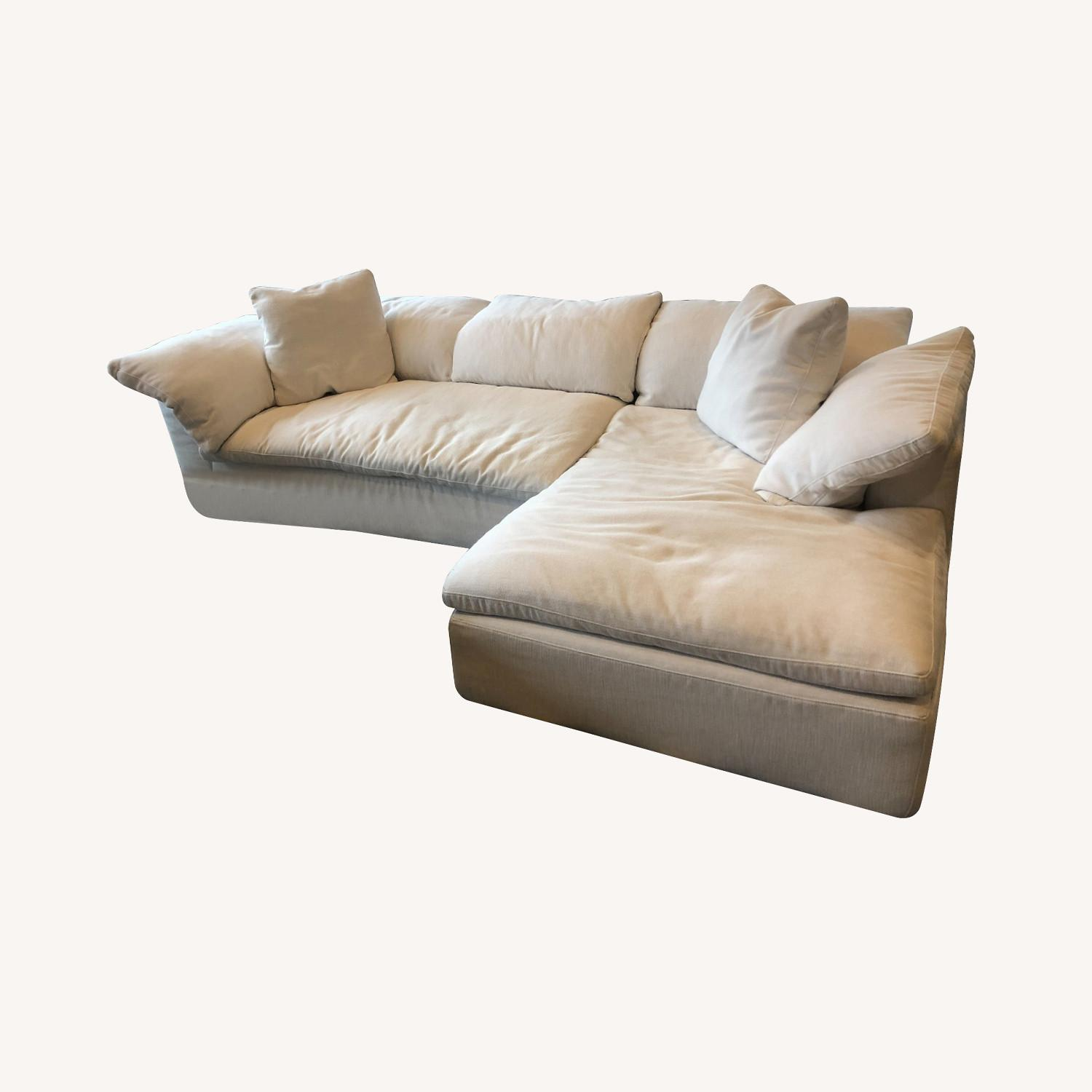Restoration Hardware Cloud Collection Sectional - image-0