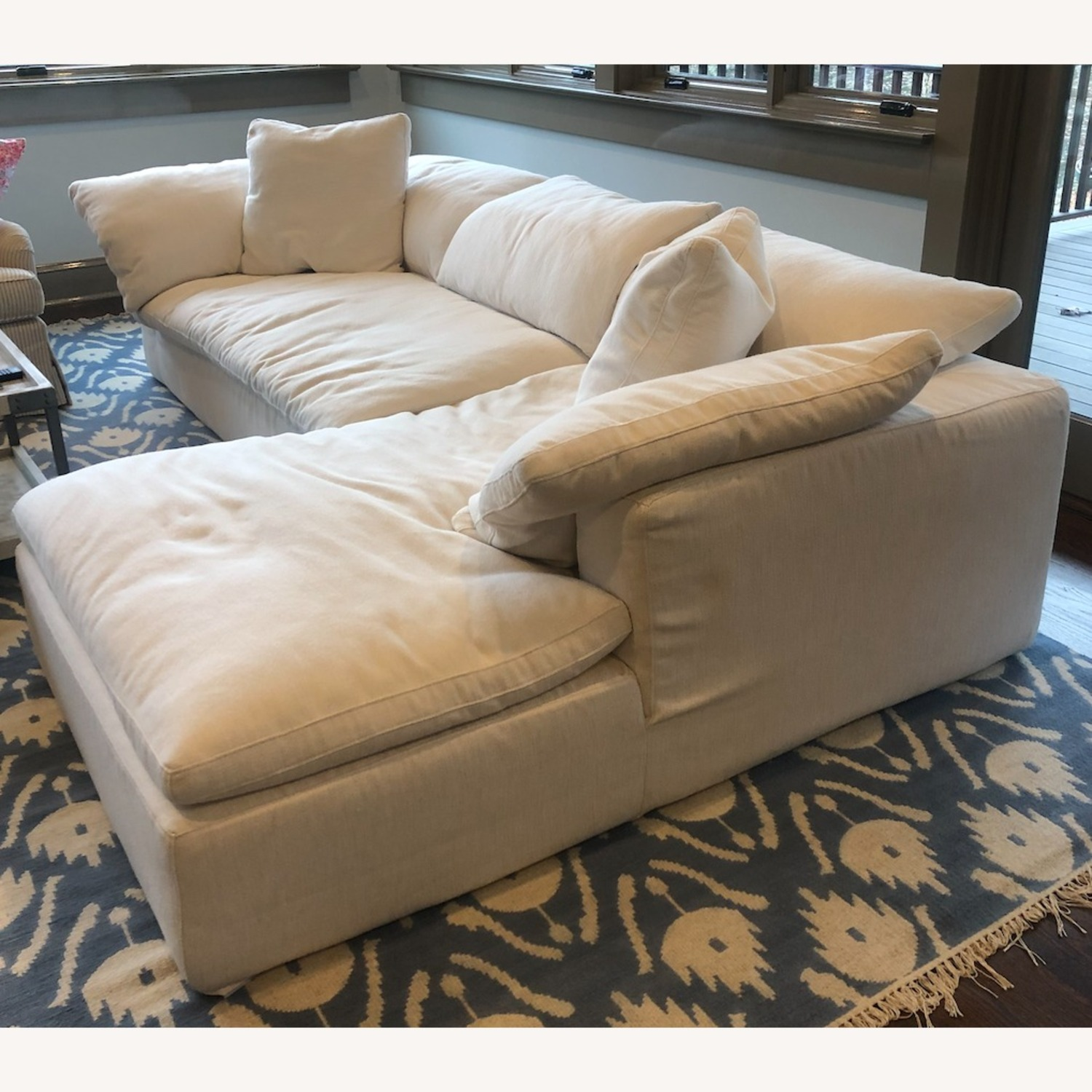 Restoration Hardware Cloud Collection Sectional - image-2