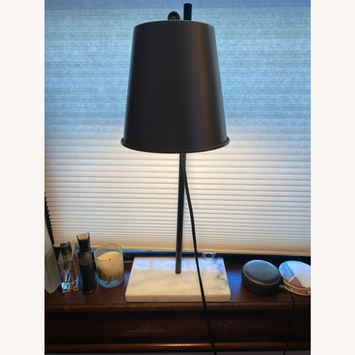 Used Urban Outfitters Industrial Table Lamp for sale on AptDeco