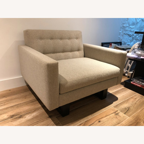 Used Room and Board Wells Chair for sale on AptDeco