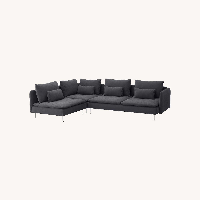 IKEA Soderhamn Modular Sofa - image-0