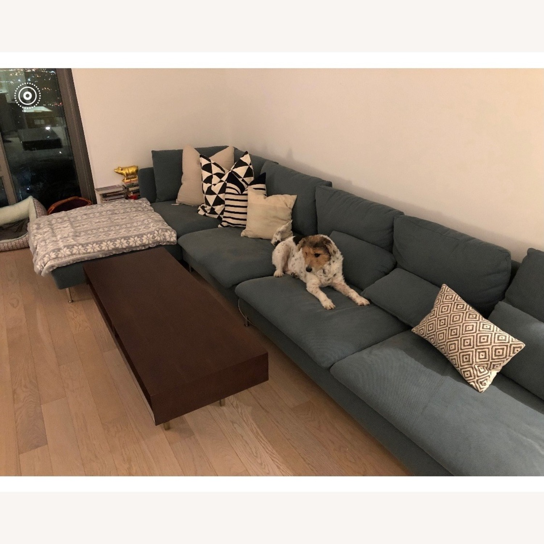 IKEA Soderhamn Modular Sofa - image-1