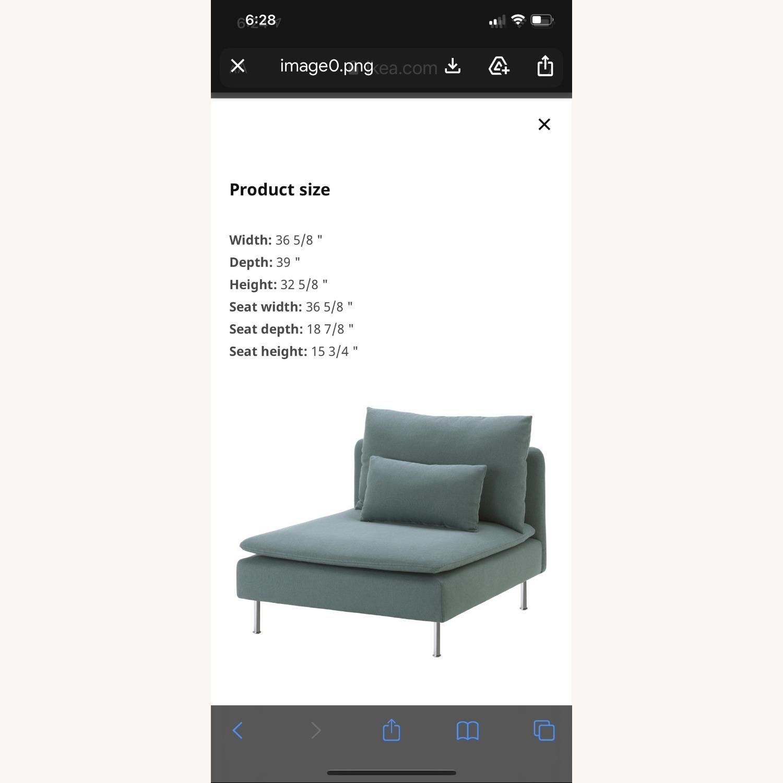 IKEA Soderhamn Modular Sofa - image-4