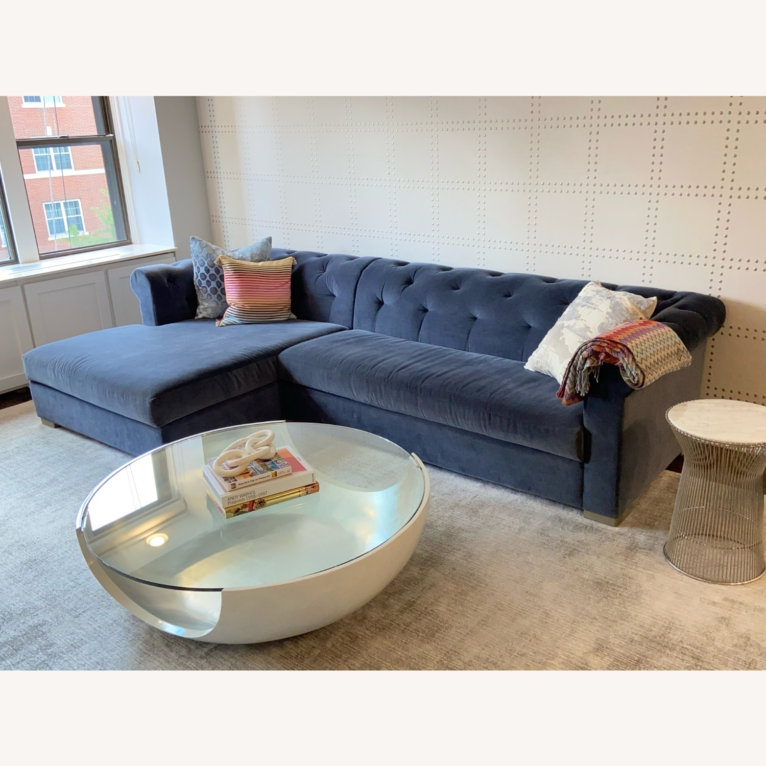 Restoration Hardware Sectional Couch - image-2