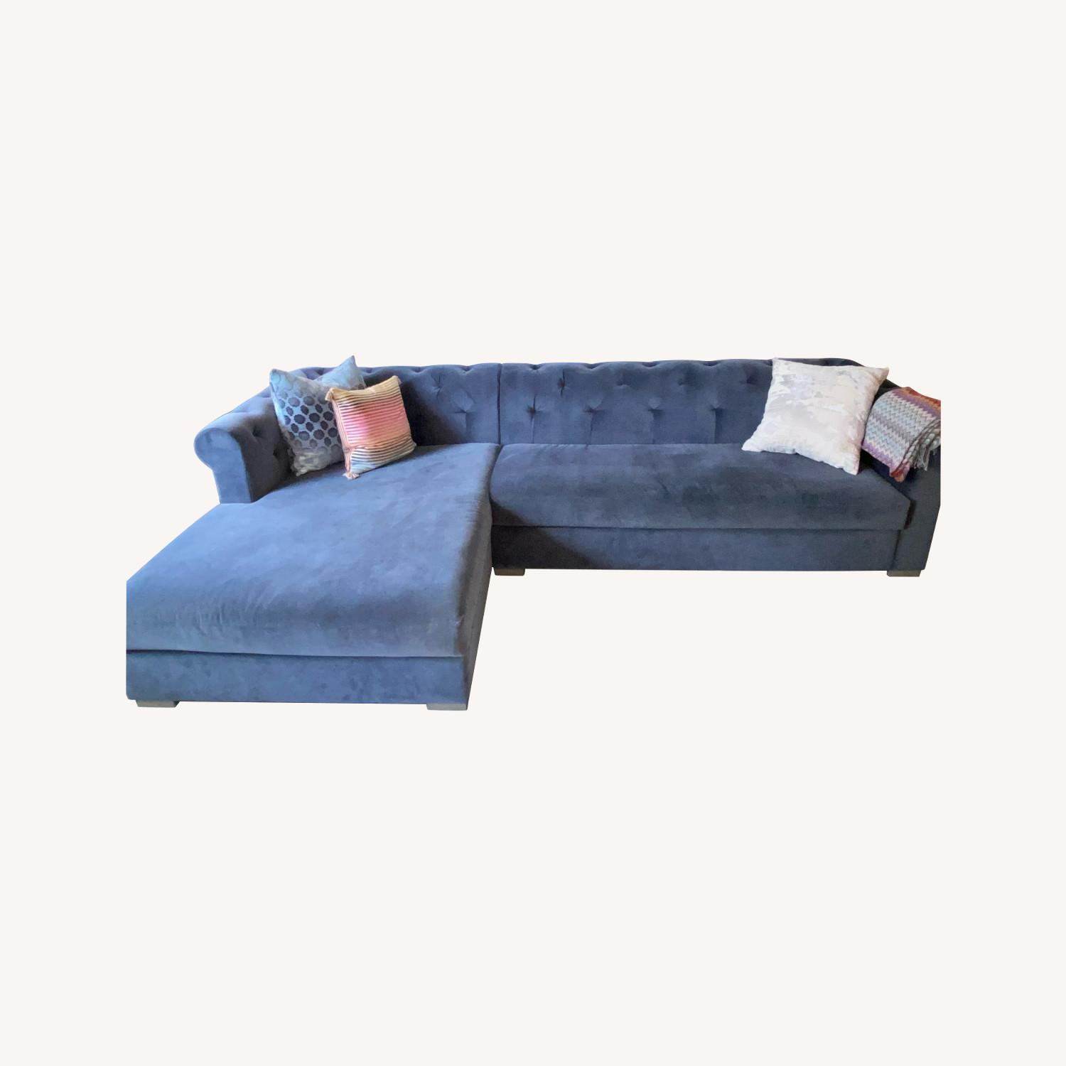 Restoration Hardware Sectional Couch - image-0