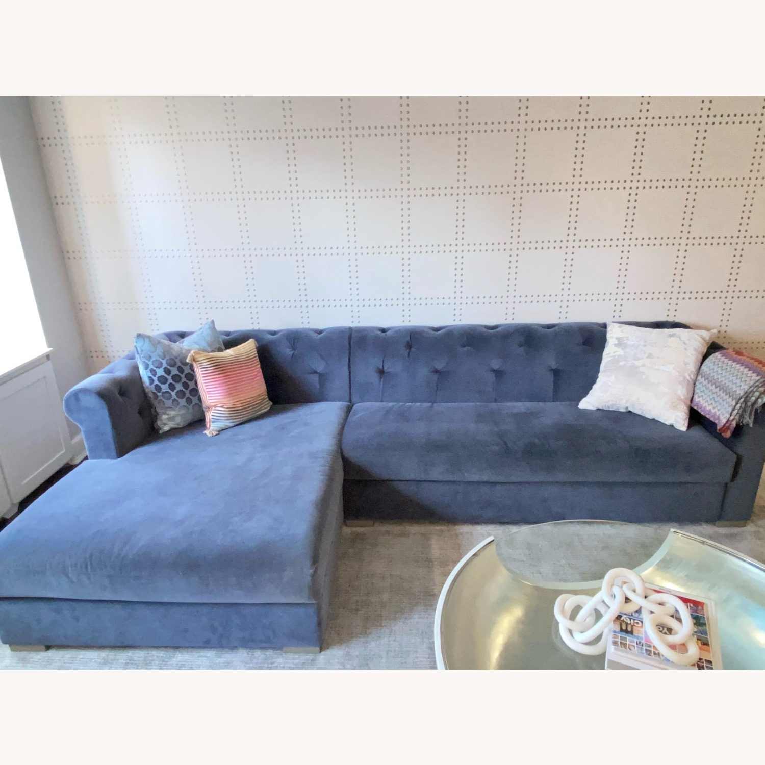 Restoration Hardware Sectional Couch - image-1