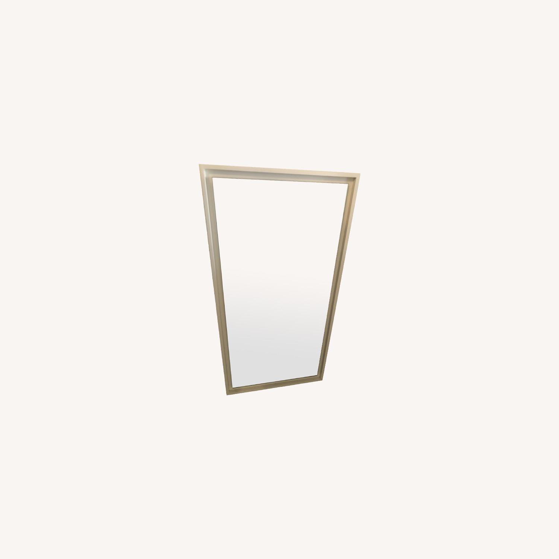 West Elm Floating Mirror - image-0