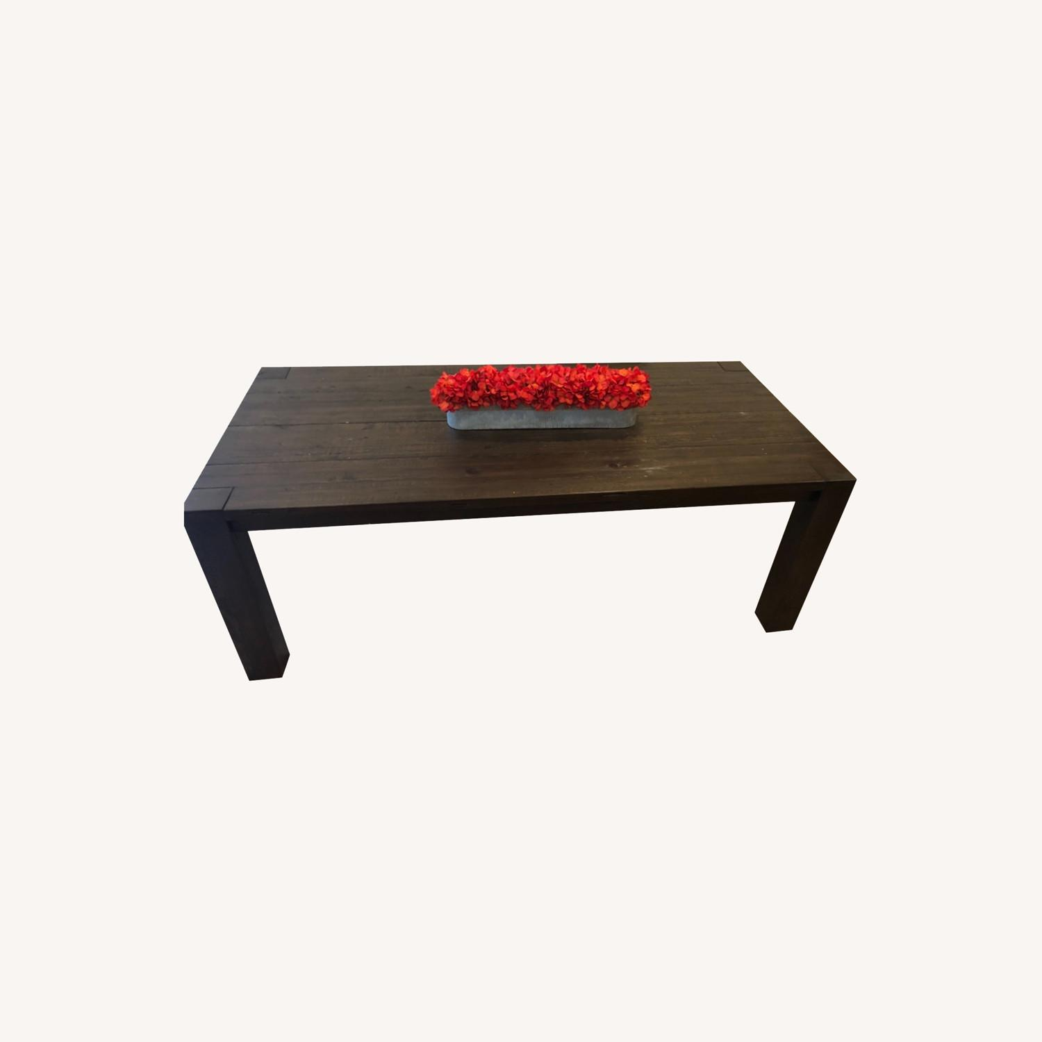Restoration Hardware Dinner Table - image-0