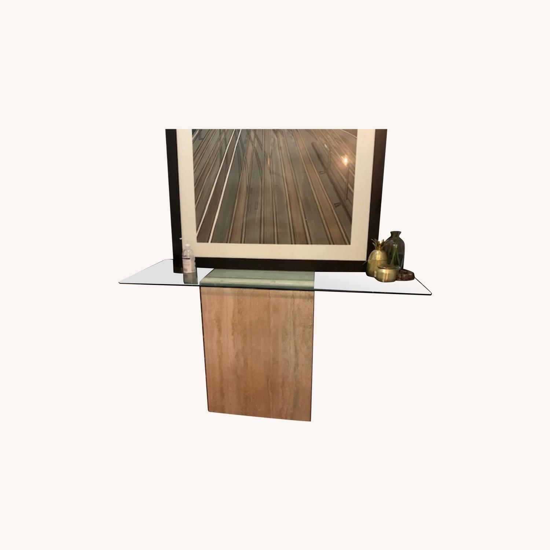 Picture of: 1970 S Artedi Mid Century Modern Console Table Aptdeco