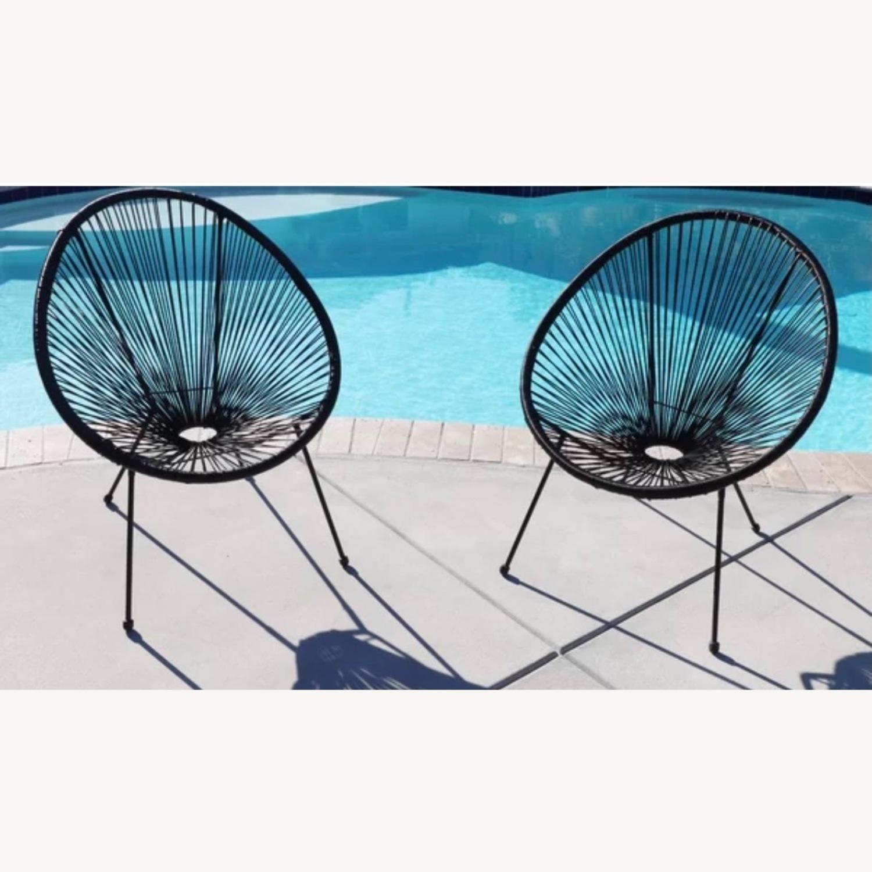 Wayfair Outdoor Patio Chairs - image-1