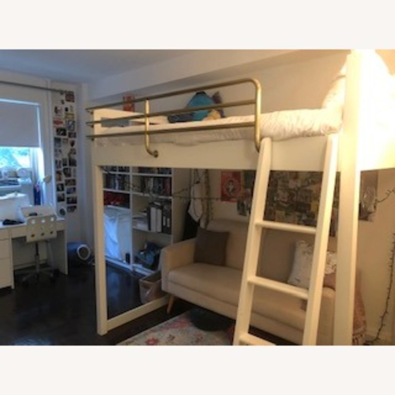 Pottery Barn Teen Loft Bed - Waverly - image-4