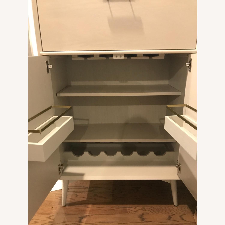 West Elm Bar Cabinet - image-6
