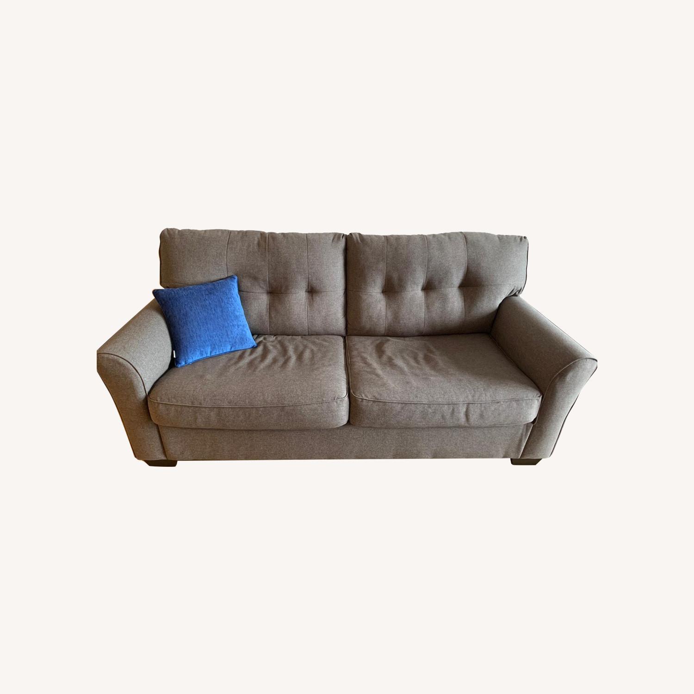 Raymour & Flanigan Sleeper Sofa - image-0