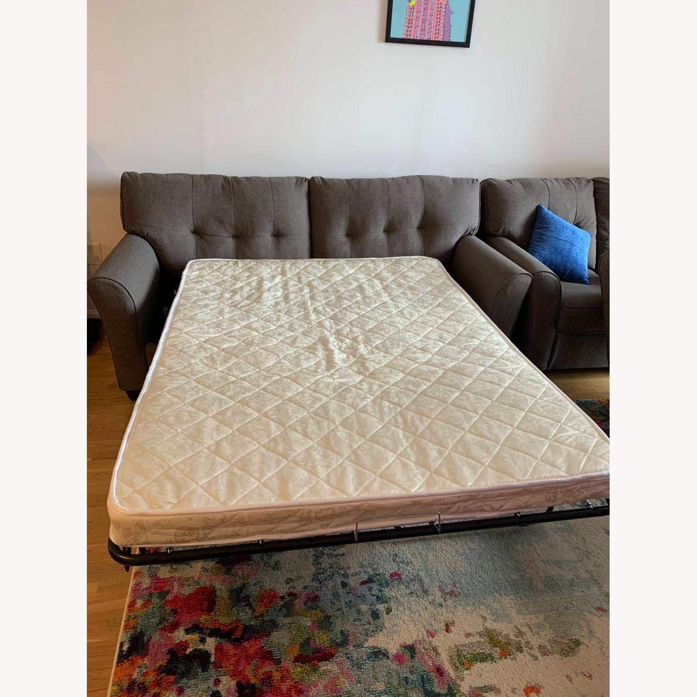 Raymour & Flanigan Sleeper Sofa - image-2