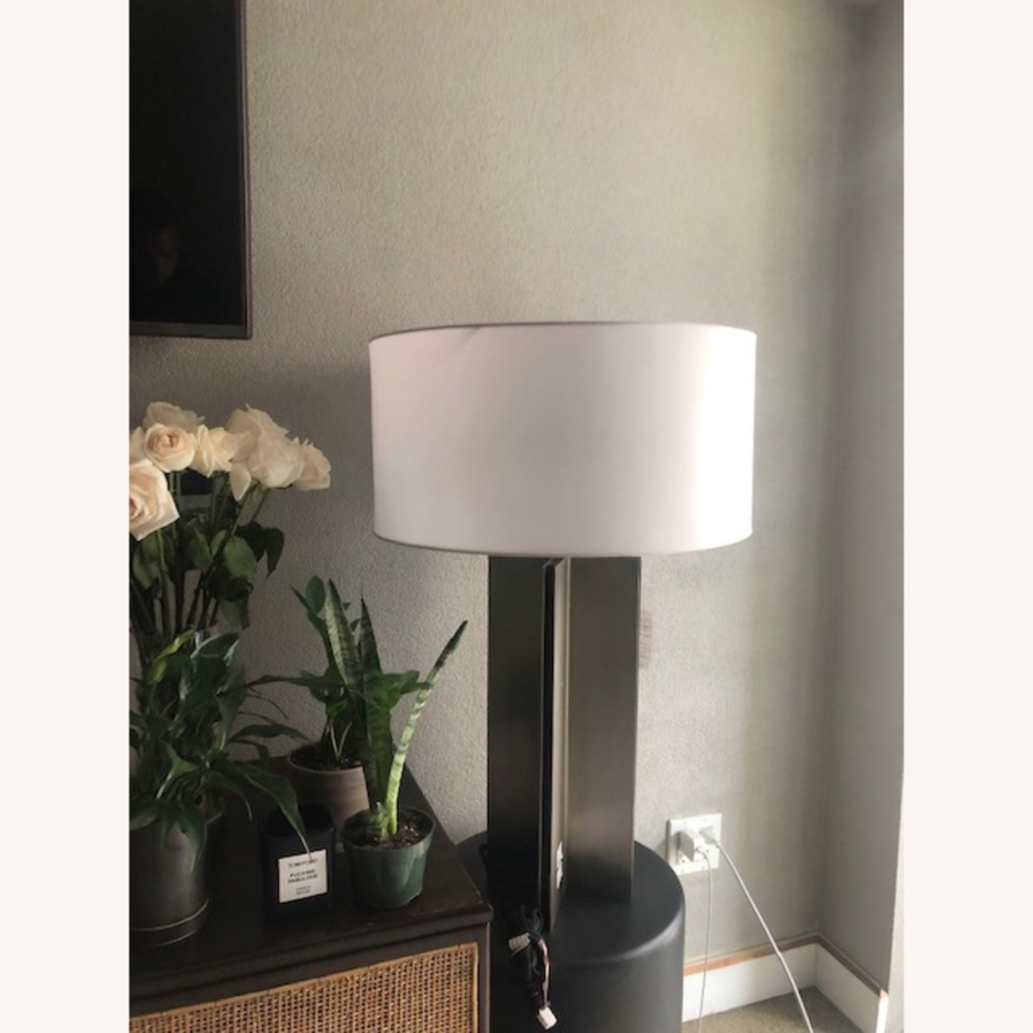 Restoration Hardware Bryson Table Lamp - image-0