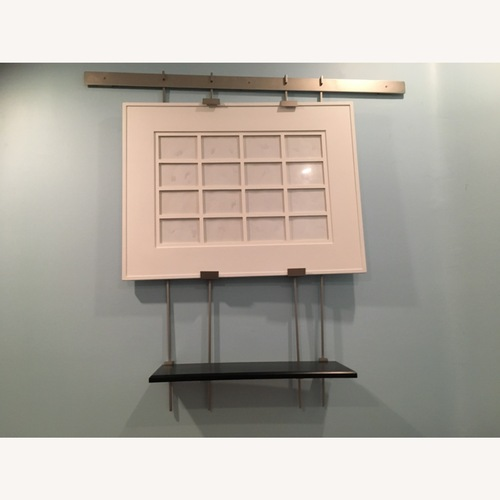 Used Pottery Barn Wood Picture Frame for sale on AptDeco