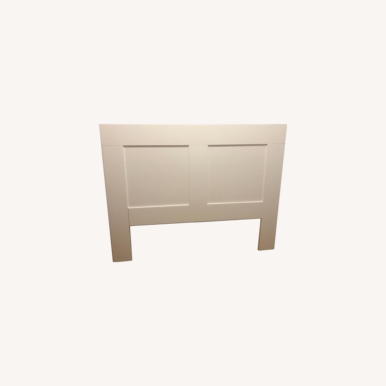 IKEA Bookcase Headboard - image-0