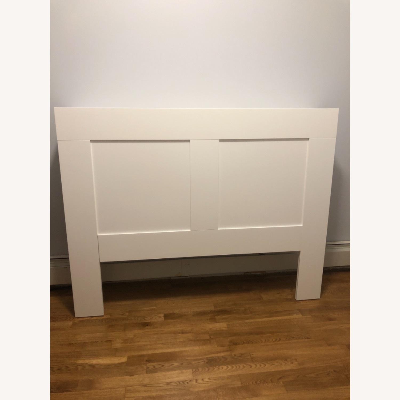 IKEA Bookcase Headboard - image-1