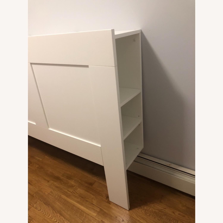 IKEA Bookcase Headboard - image-2