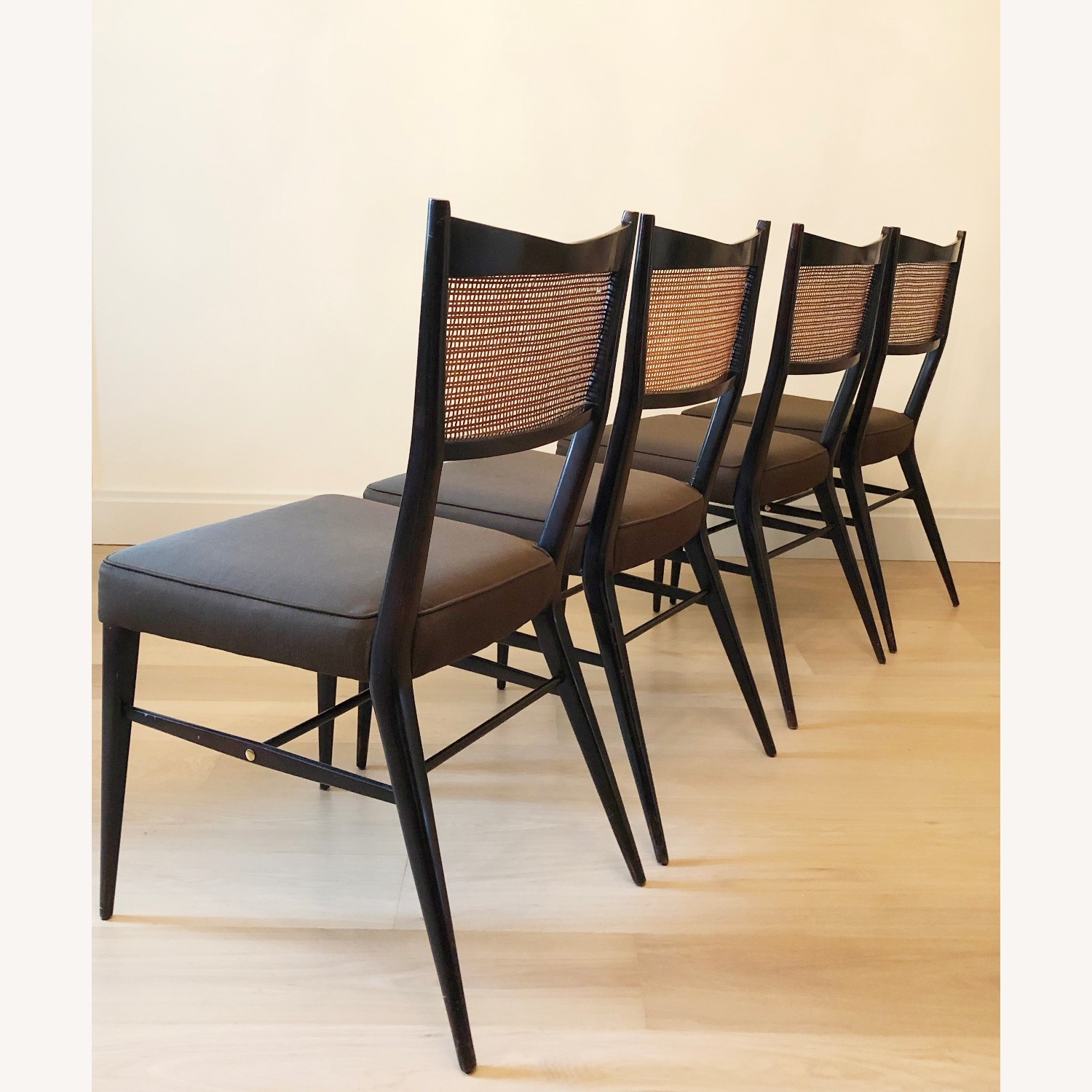 Paul McCobb Irwin Collection 4 Dining Chairs - image-5