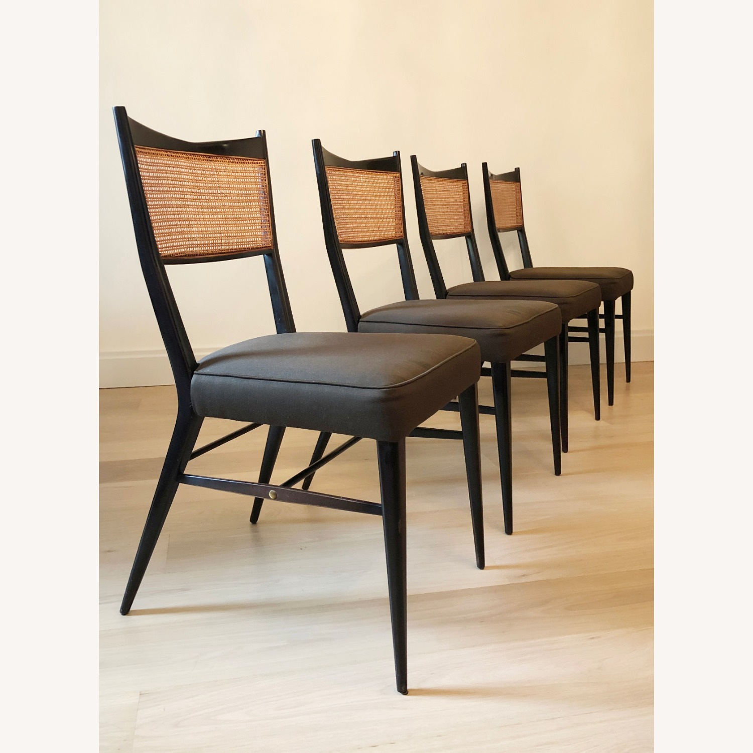 Paul McCobb Irwin Collection 4 Dining Chairs - image-1