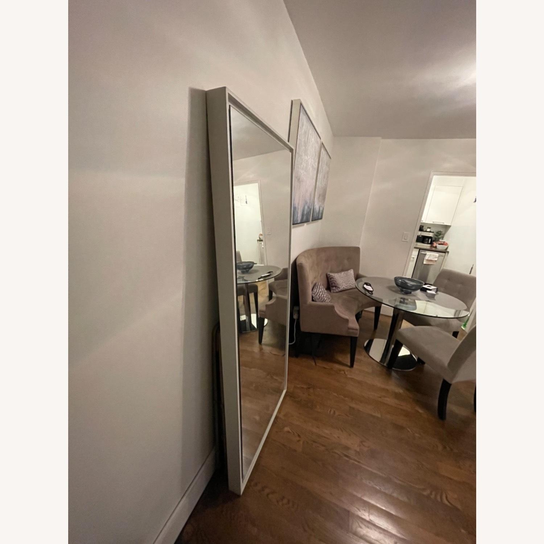 West Elm Floor Floating Mirror - image-3