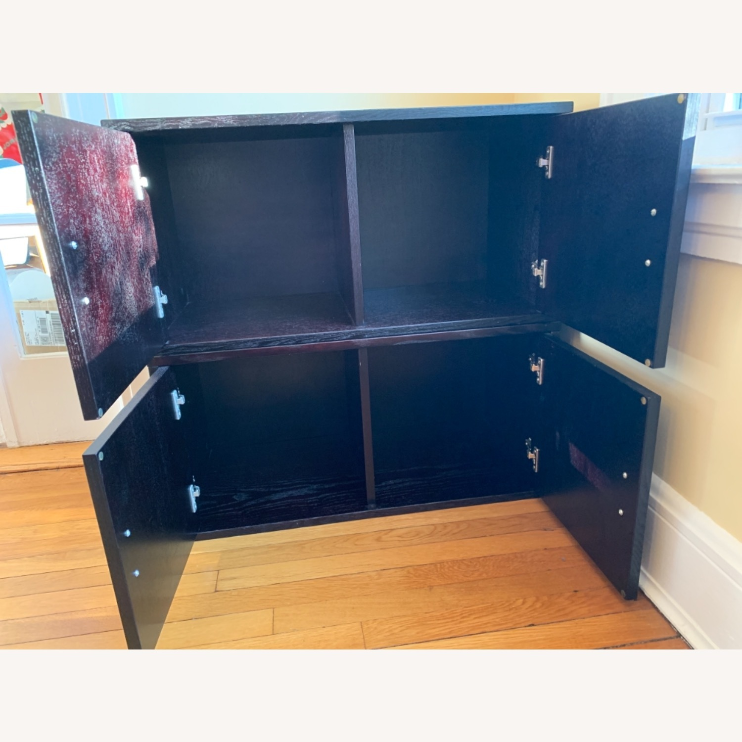 Crate & Barrel Cube Style Shelves - image-2