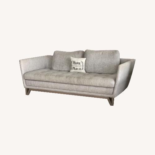 Used Roche Bobois Grey Sofa for sale on AptDeco
