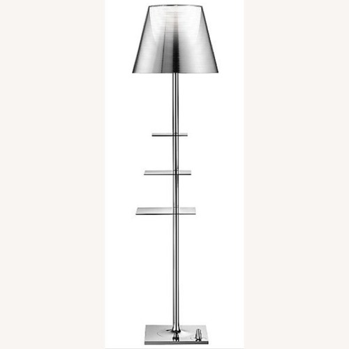 Used Flos Floor Lamp with Shelves for sale on AptDeco