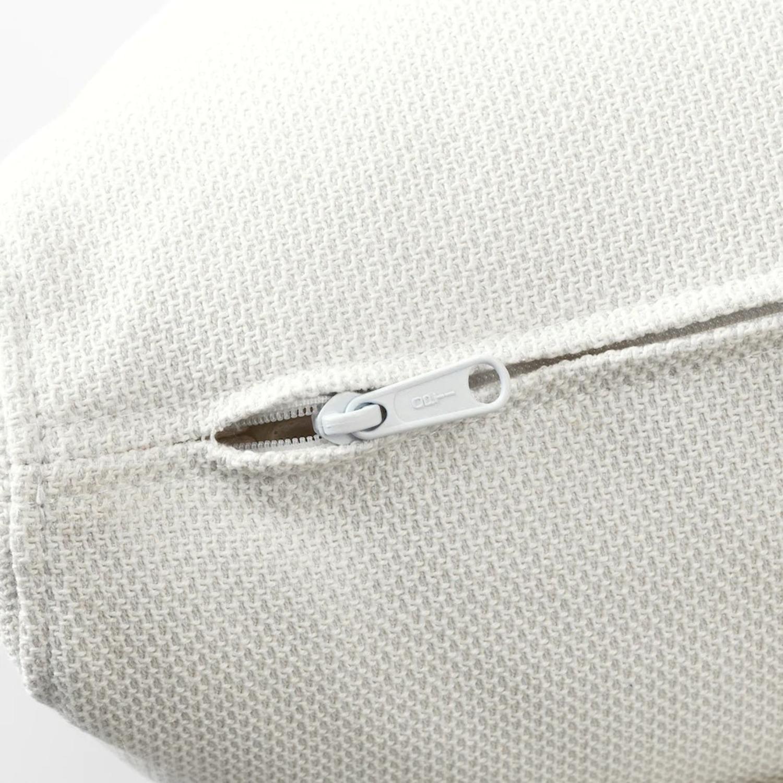 IKEA White Sofa - image-3