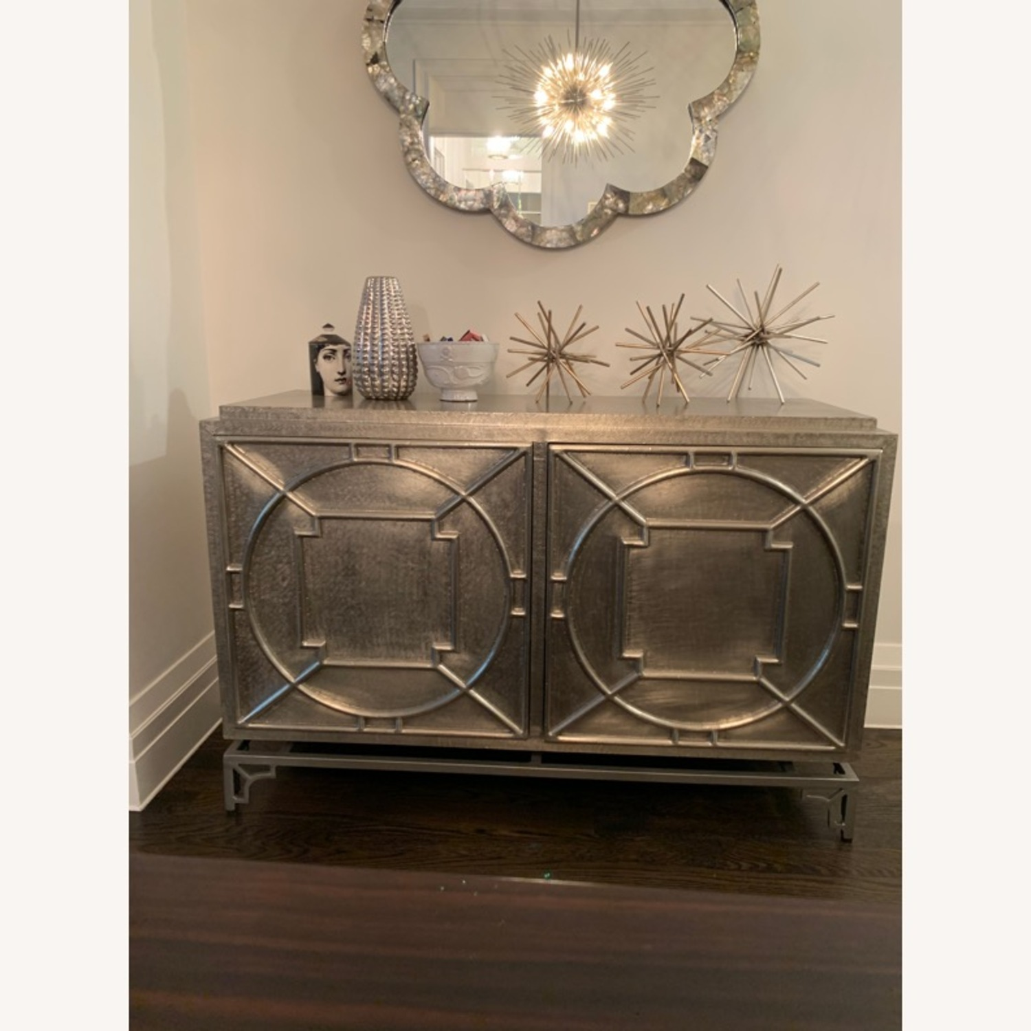 Global Views Arabesque Chest (set of 2) - image-1
