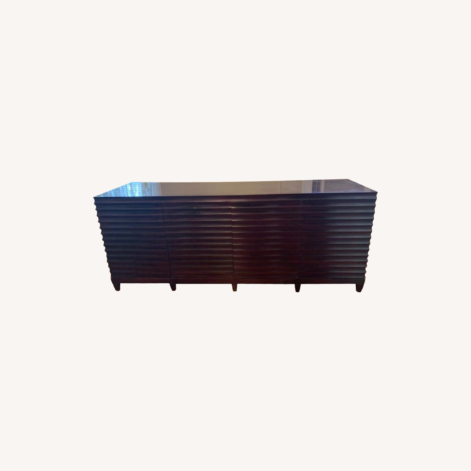 Barbara Barry Fluted Low Sideboard - image-0