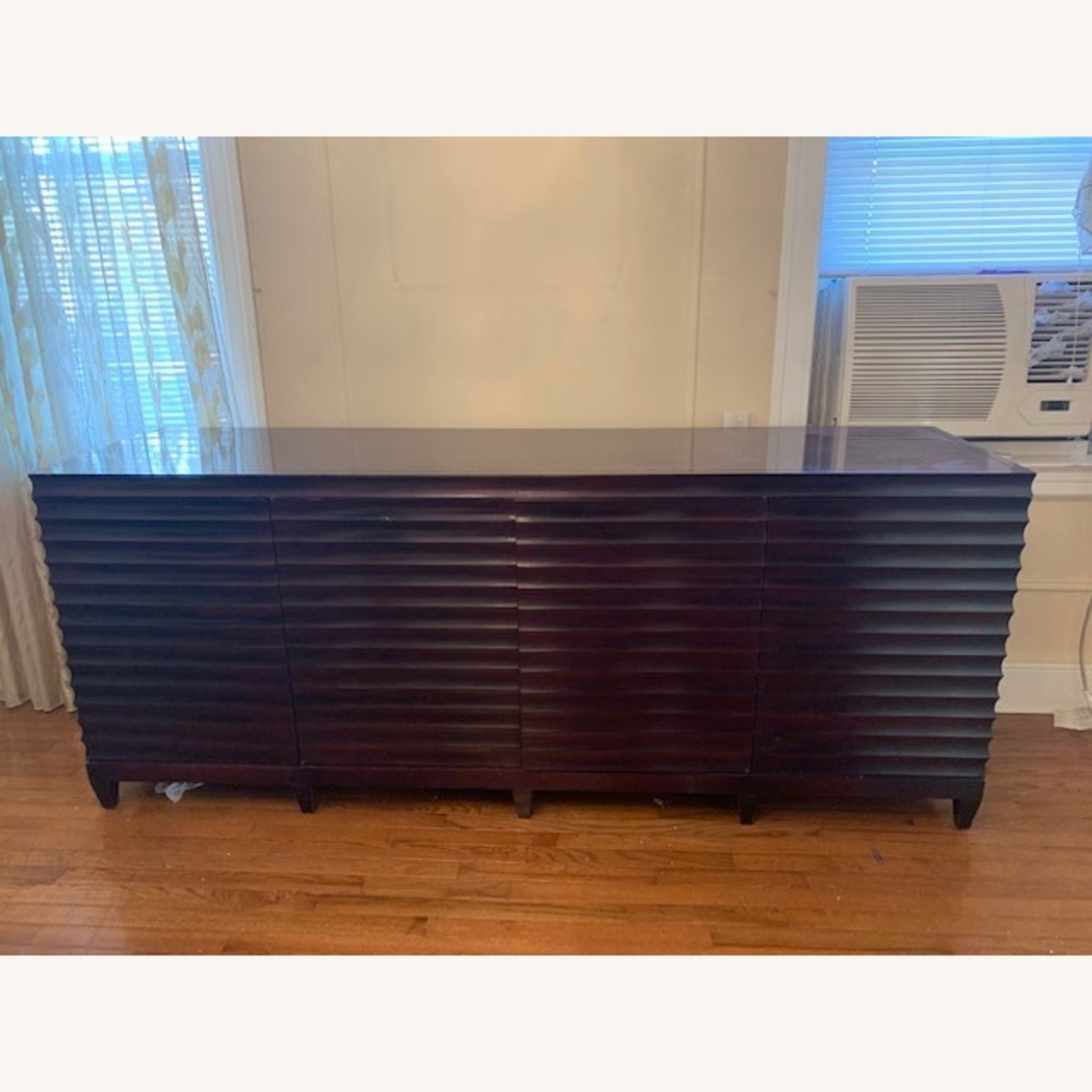 Barbara Barry Fluted Low Sideboard - image-1