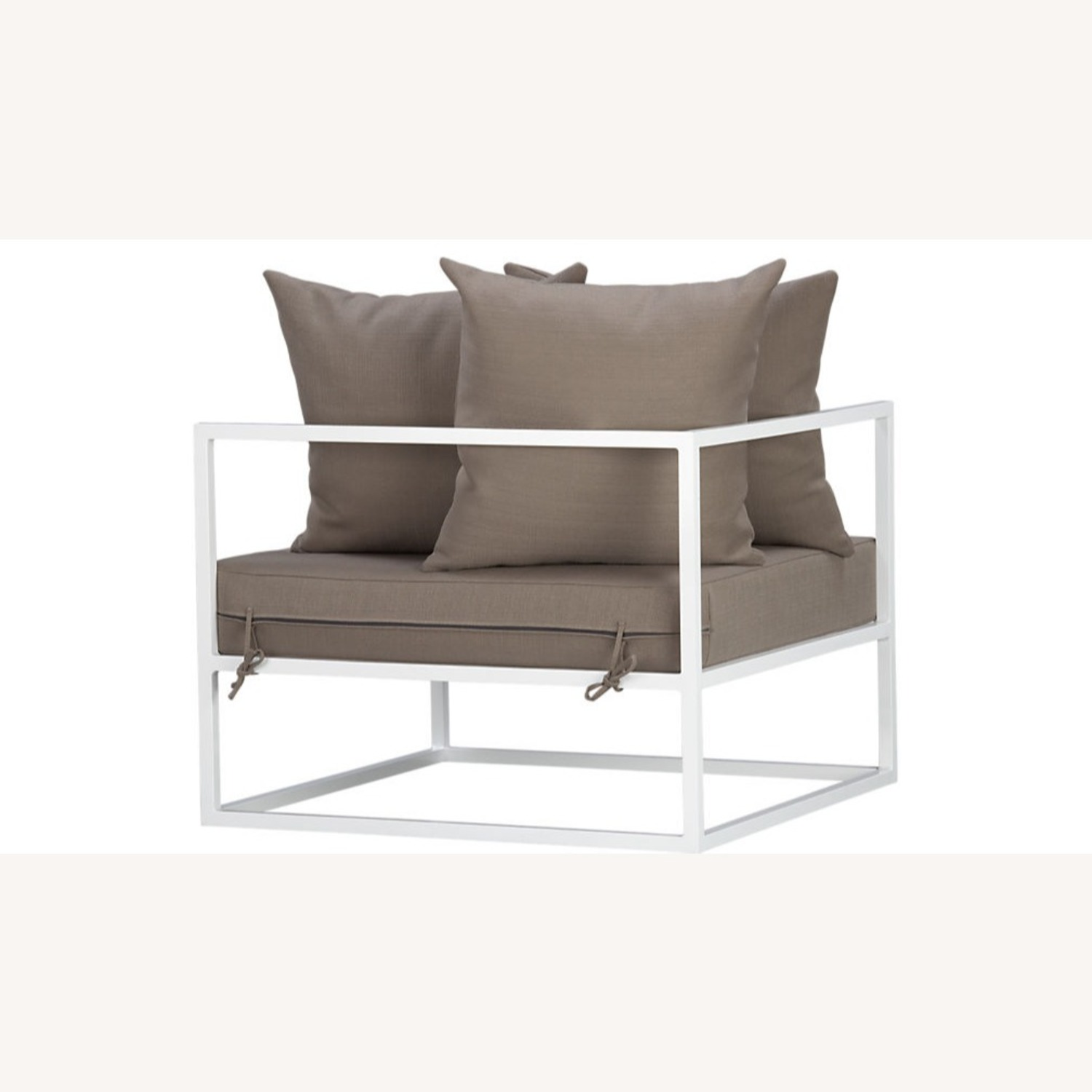 CB2 Casbah Outdoor Sectional Couch - image-3